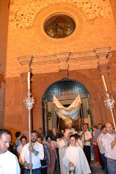 Vigilia diocesana de espigas celebrada con éxito en Herencia