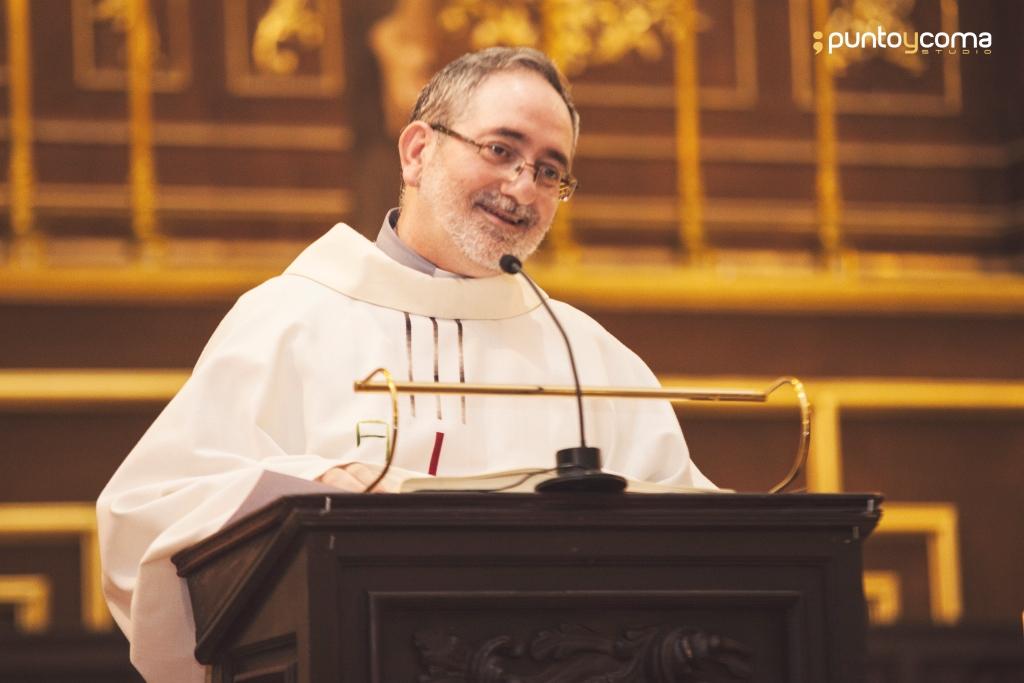 Boda de plata de nuestro parroco d. Julián Martin